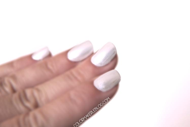 Essie Pearly white