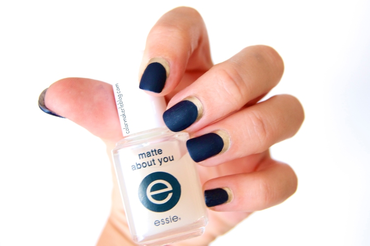 matte about you Essie